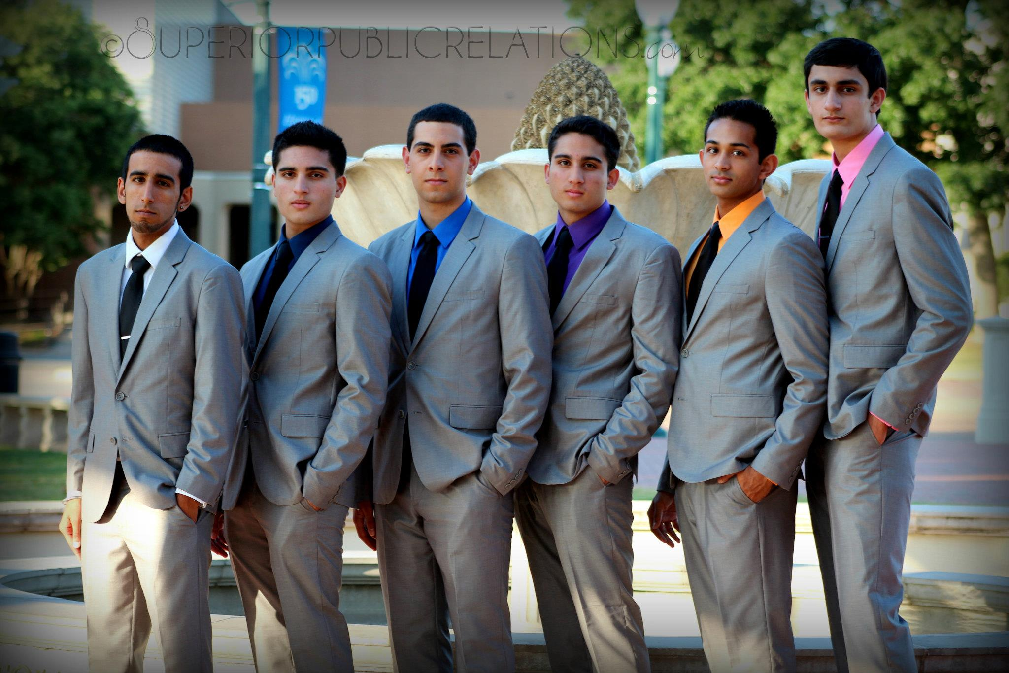 South Asian Fraternities 19